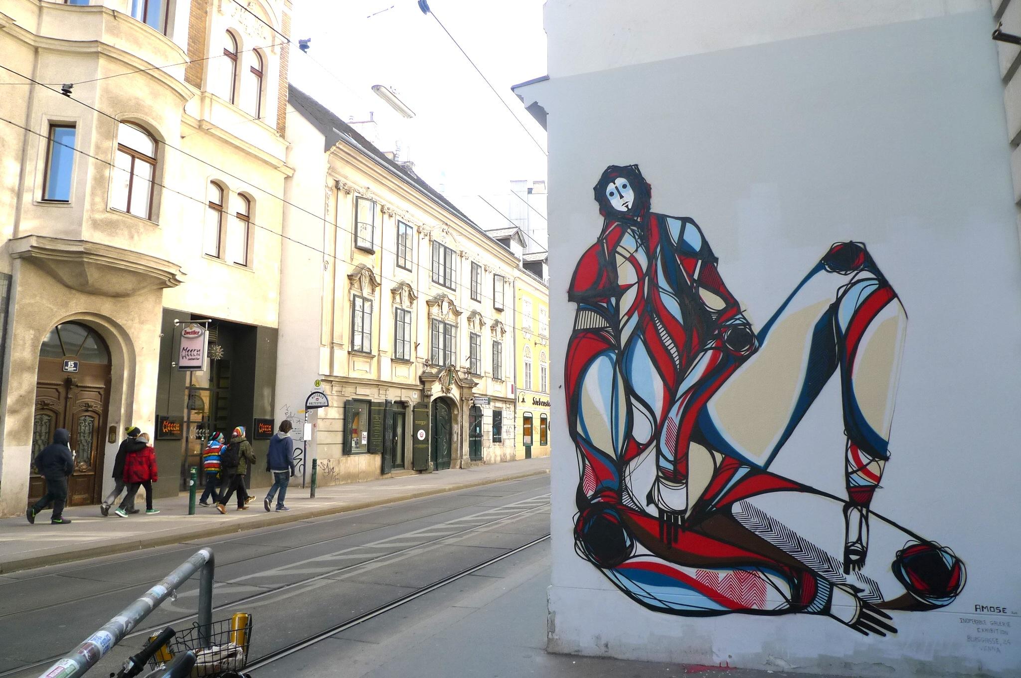 AMOSE Siebensterngasse, Vienna