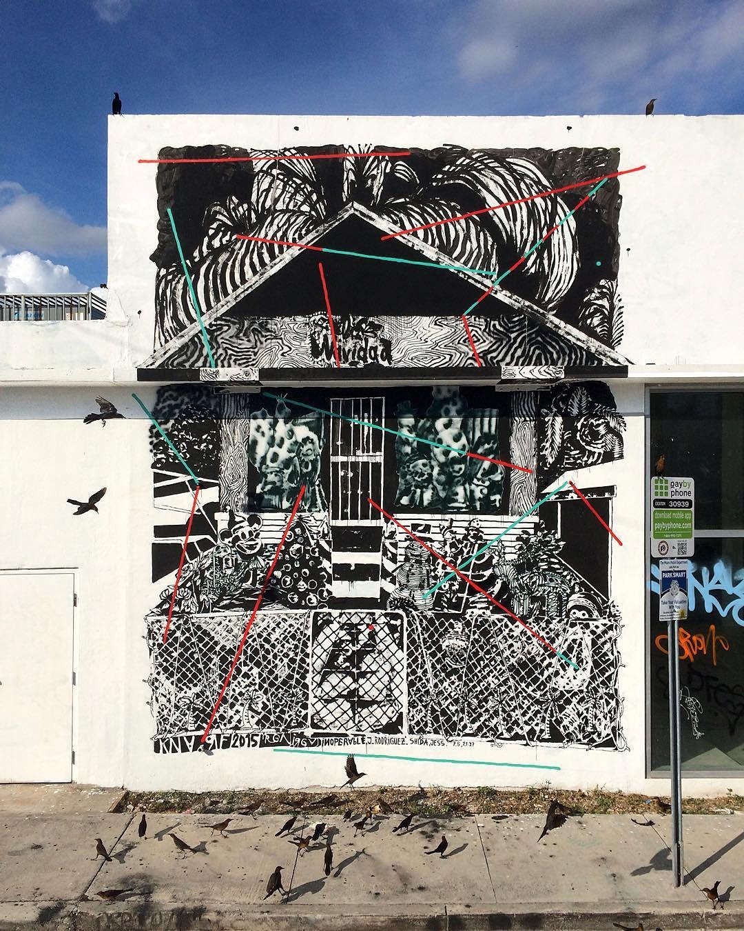 KNARF, Wynwood Miami