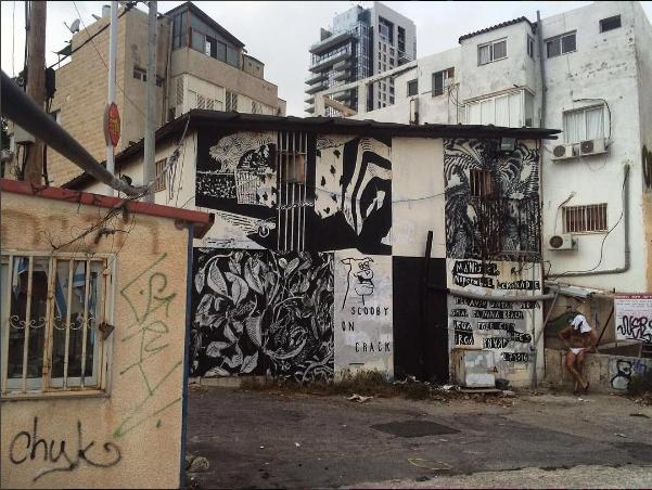 KNARF, Tel Aviv Israel  Thank you Austrian Cultural Institute, Amit, Gilad & Untay.