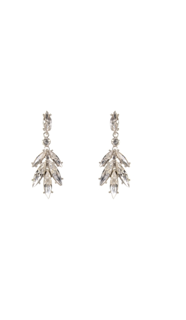 Jenny Packham: Marquise earrings IV