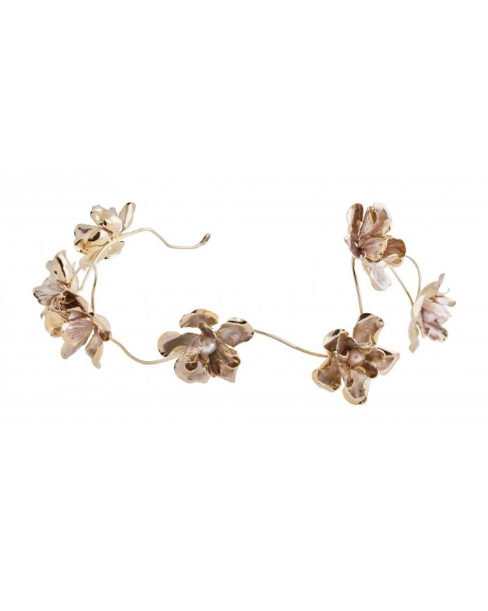 Keren Wolf: Harper flower headband