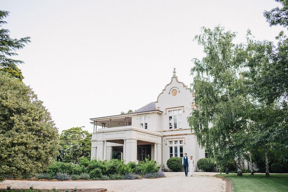 Hopewood House venue in Bowral