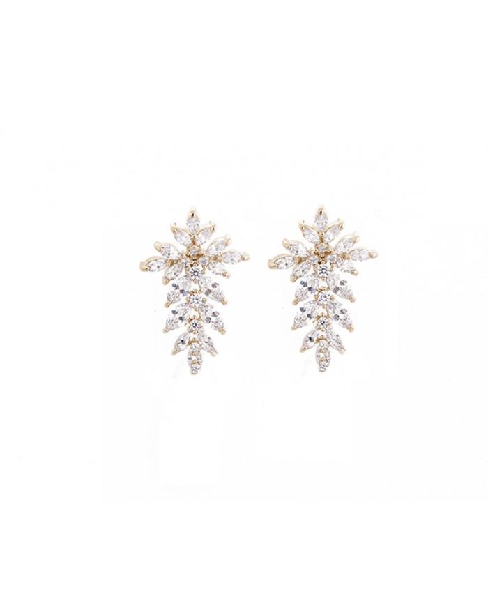 Keren Wolf earrings