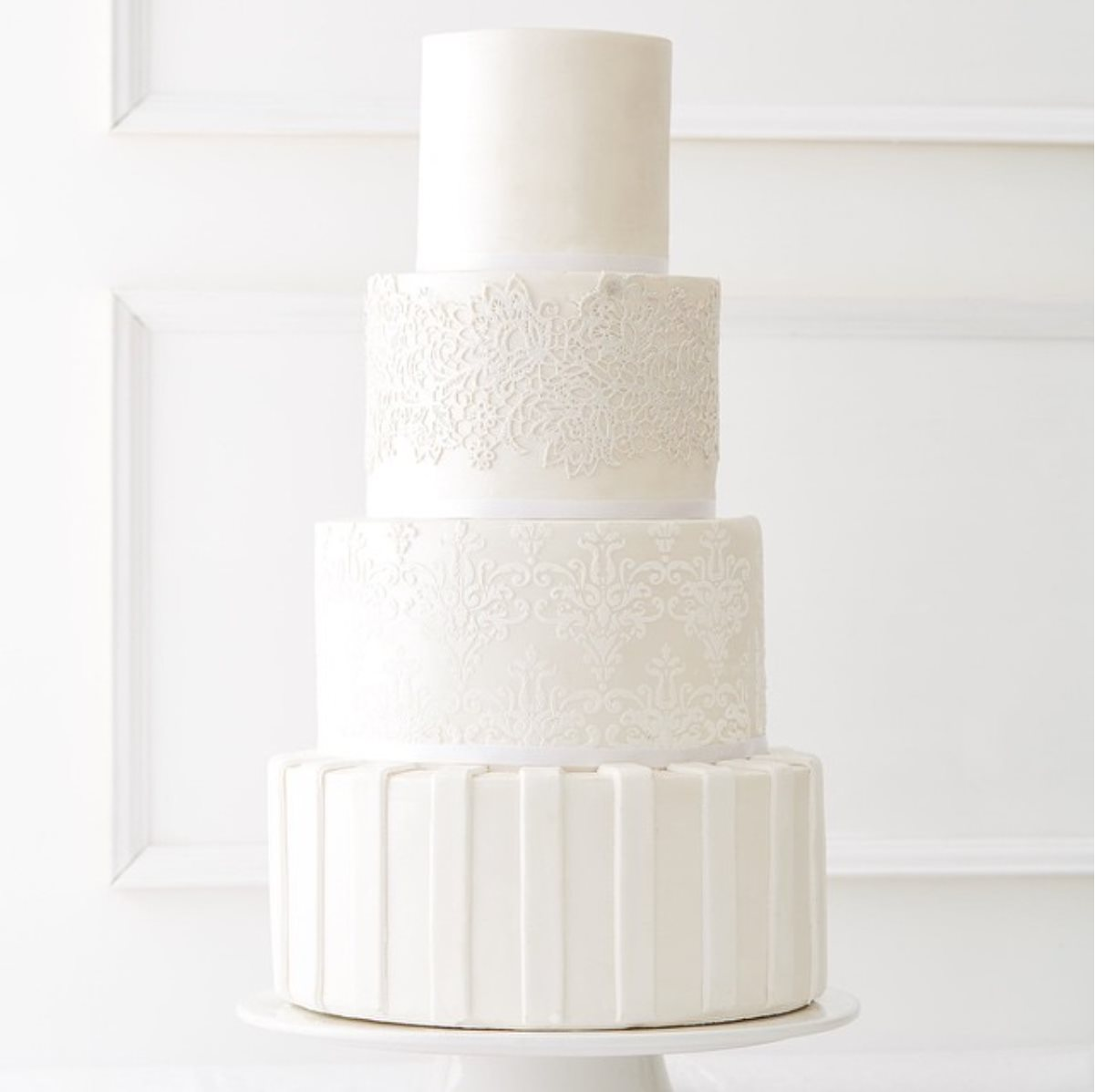 Kashaya & Co wedding cake
