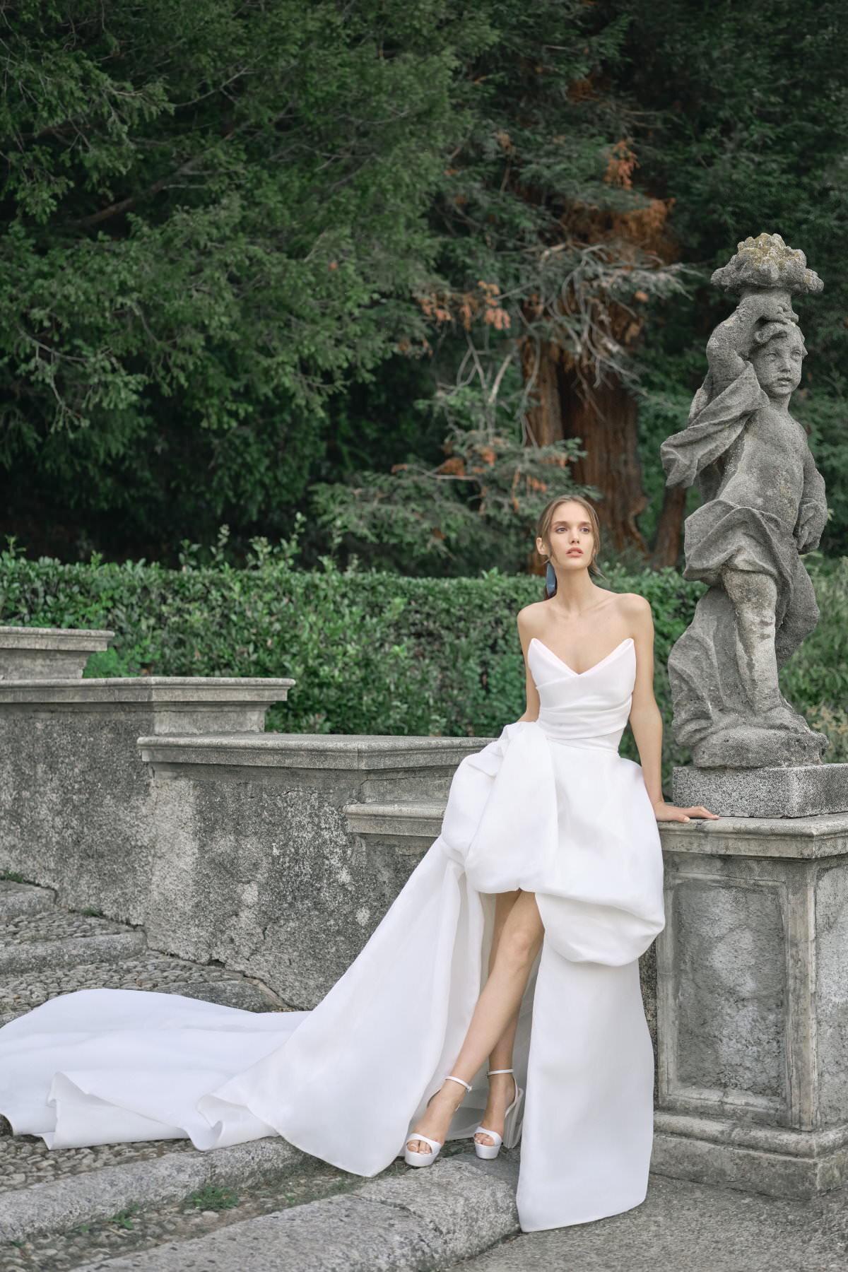 Monique Lhuillier Fall 2020 Collection