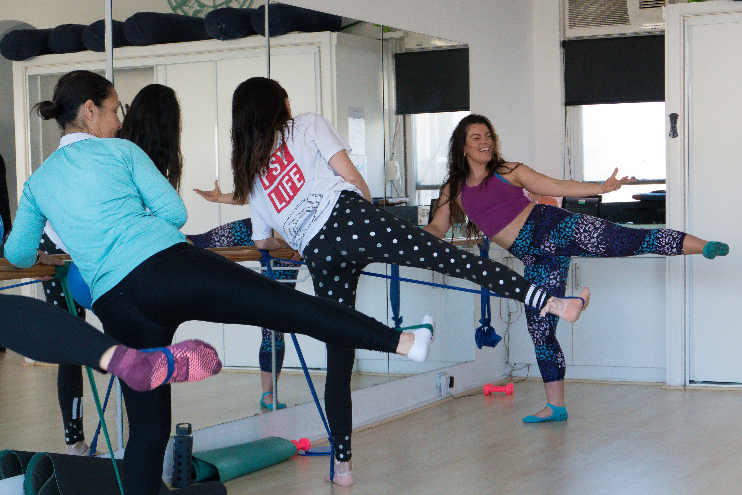 SPECIAL OFFERBarre Bootcamp6 weeks unlimited classes - just $290 - PLENTY OF GOODIES INCLUDED!