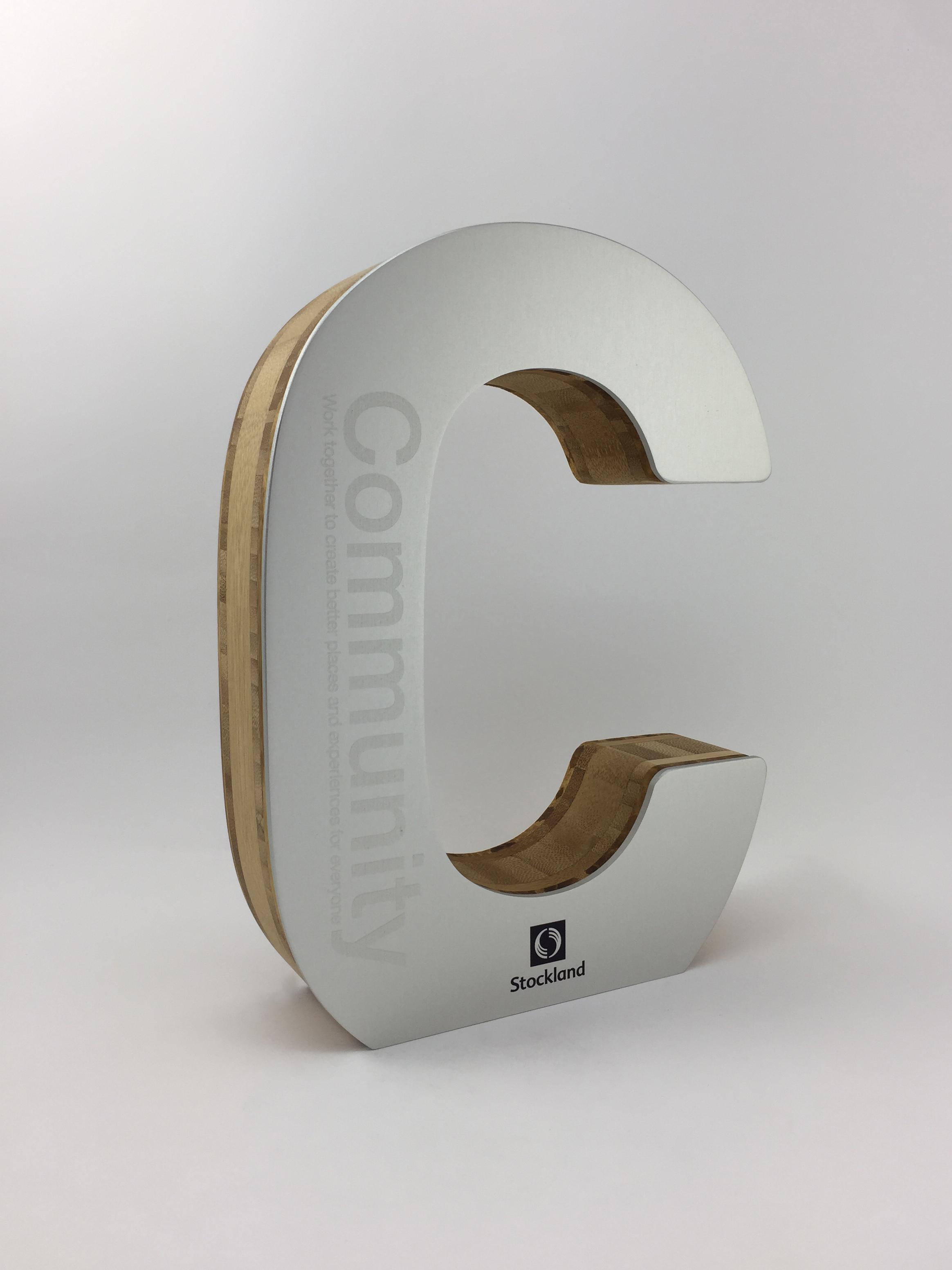 stockland-care-awards-eco-bamboo-plywood-timber-aluminium-trophy-02.jpg