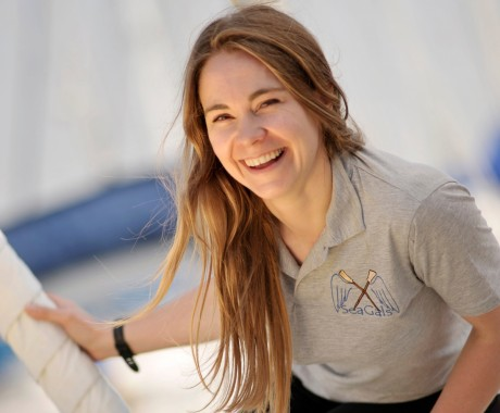 Belinda Kirk: Guinness World Recorder Holder in rowing, award-winning adventure filmmaker and founder of Explorers Connect.