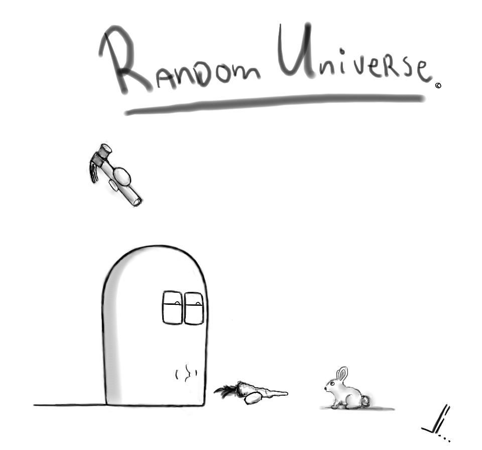 #7 - Random Universe - Bunny