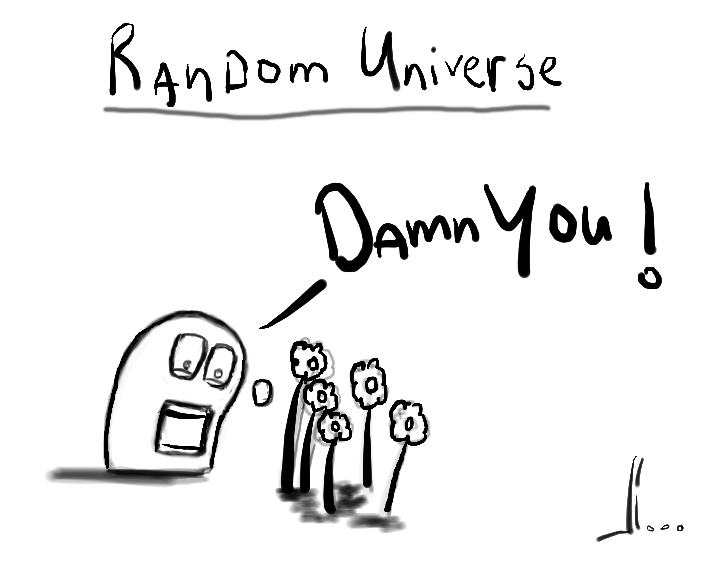 #14 - Random Universe - Damn You - Joris Bax