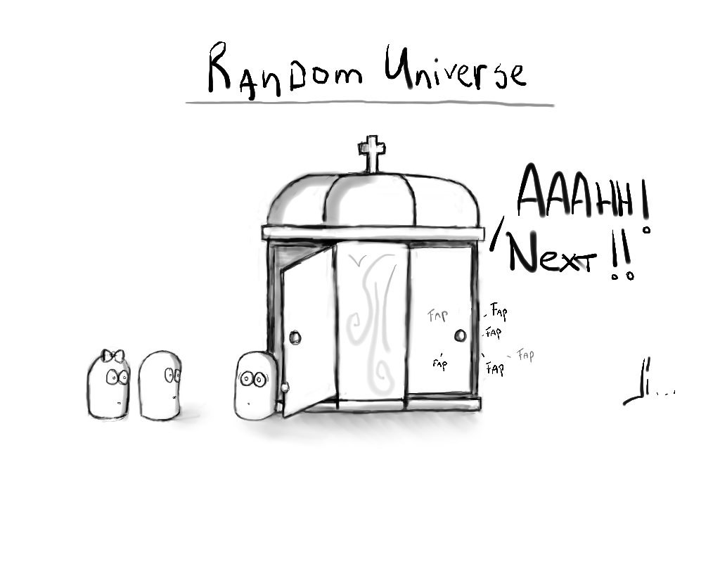 #17 - Random Universe - Fap - Joris Bax