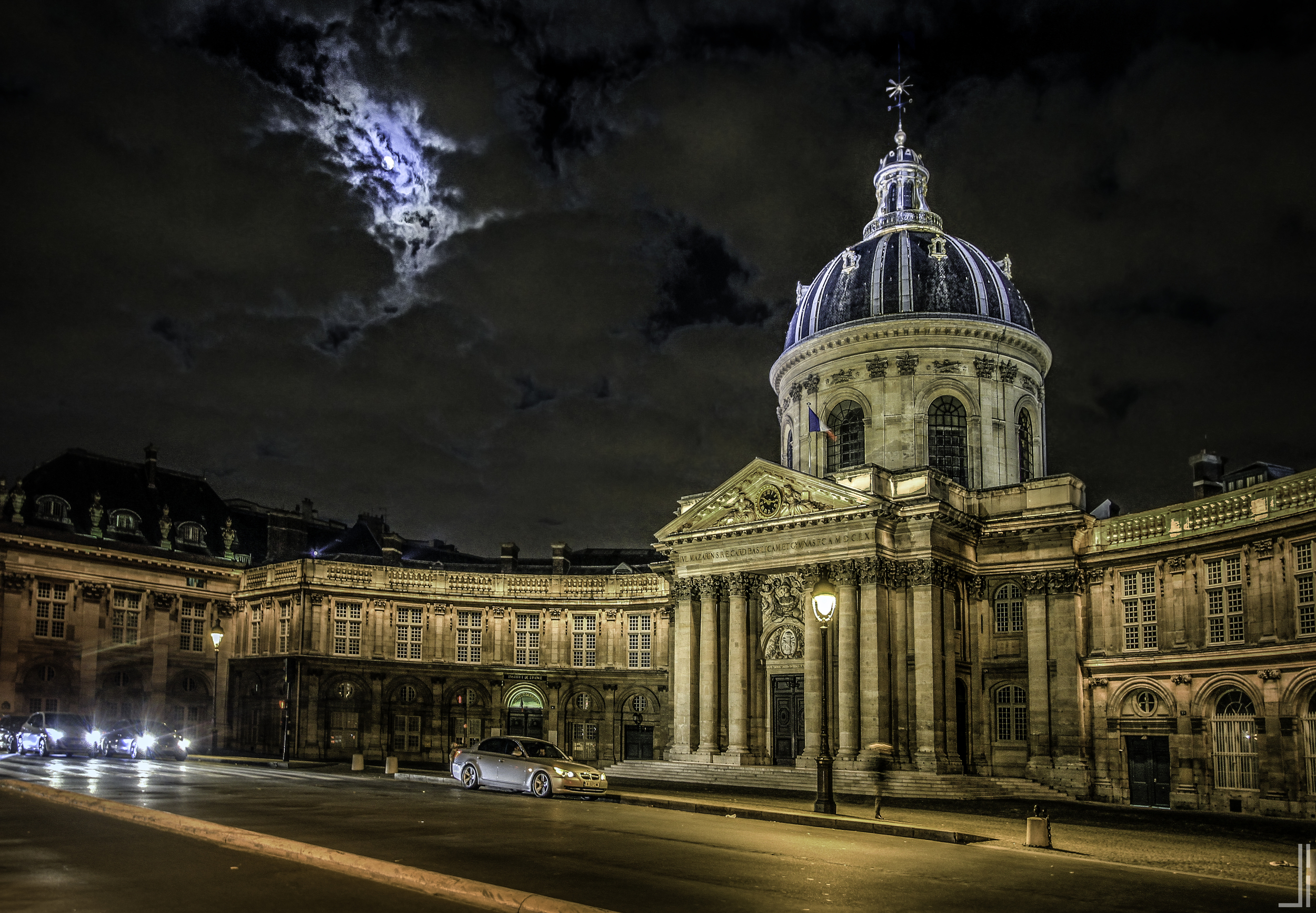 Night Paris - Joris Bax - jbax.jpg