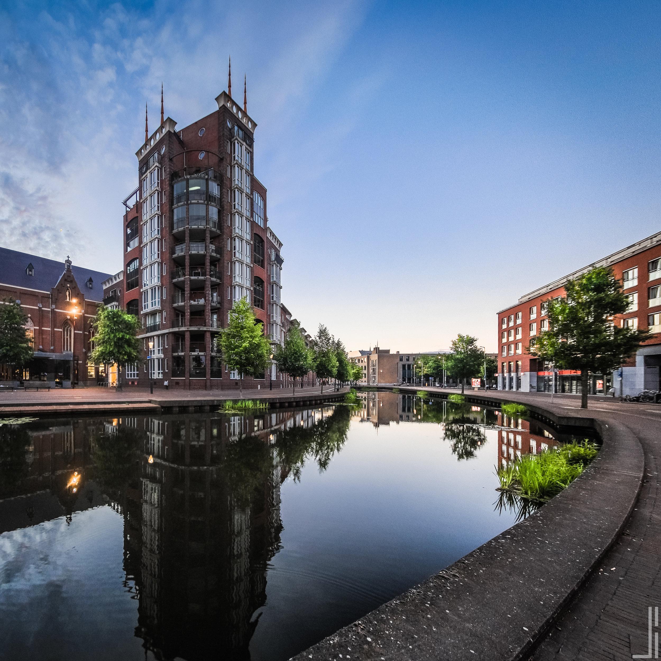 Franciscanessenplein - Nieuwe Mark Breda - jbax