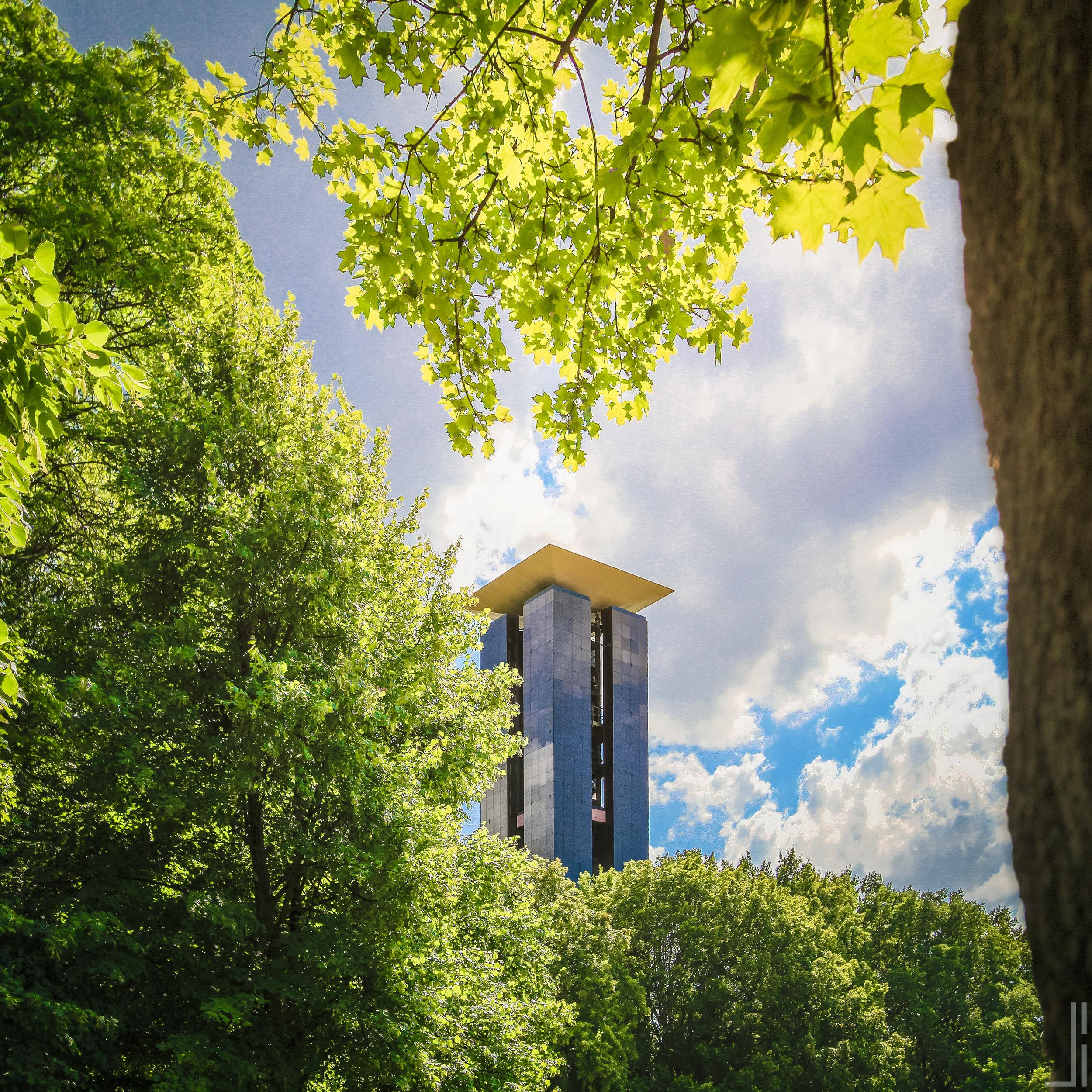 Carillon Tiergarten Berlijn - jbax