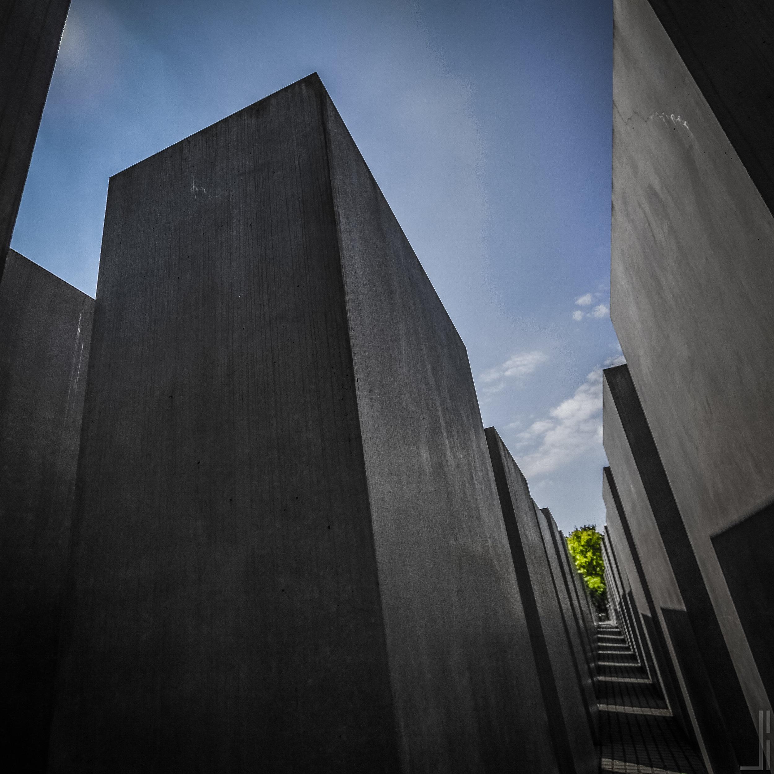 Holocaust Memorial Berlijn - jbax