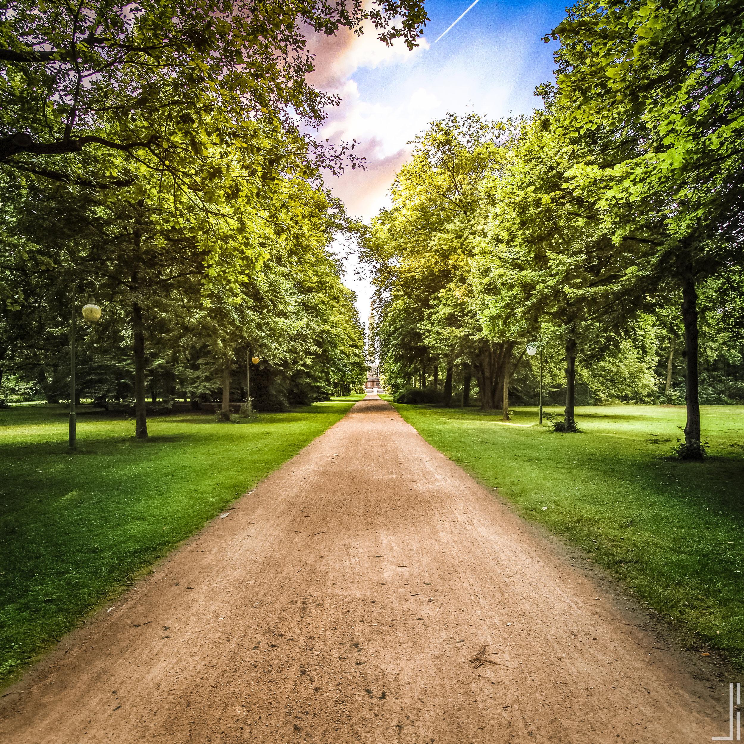 Großer Stern Tiergarten Berlijn - jbax