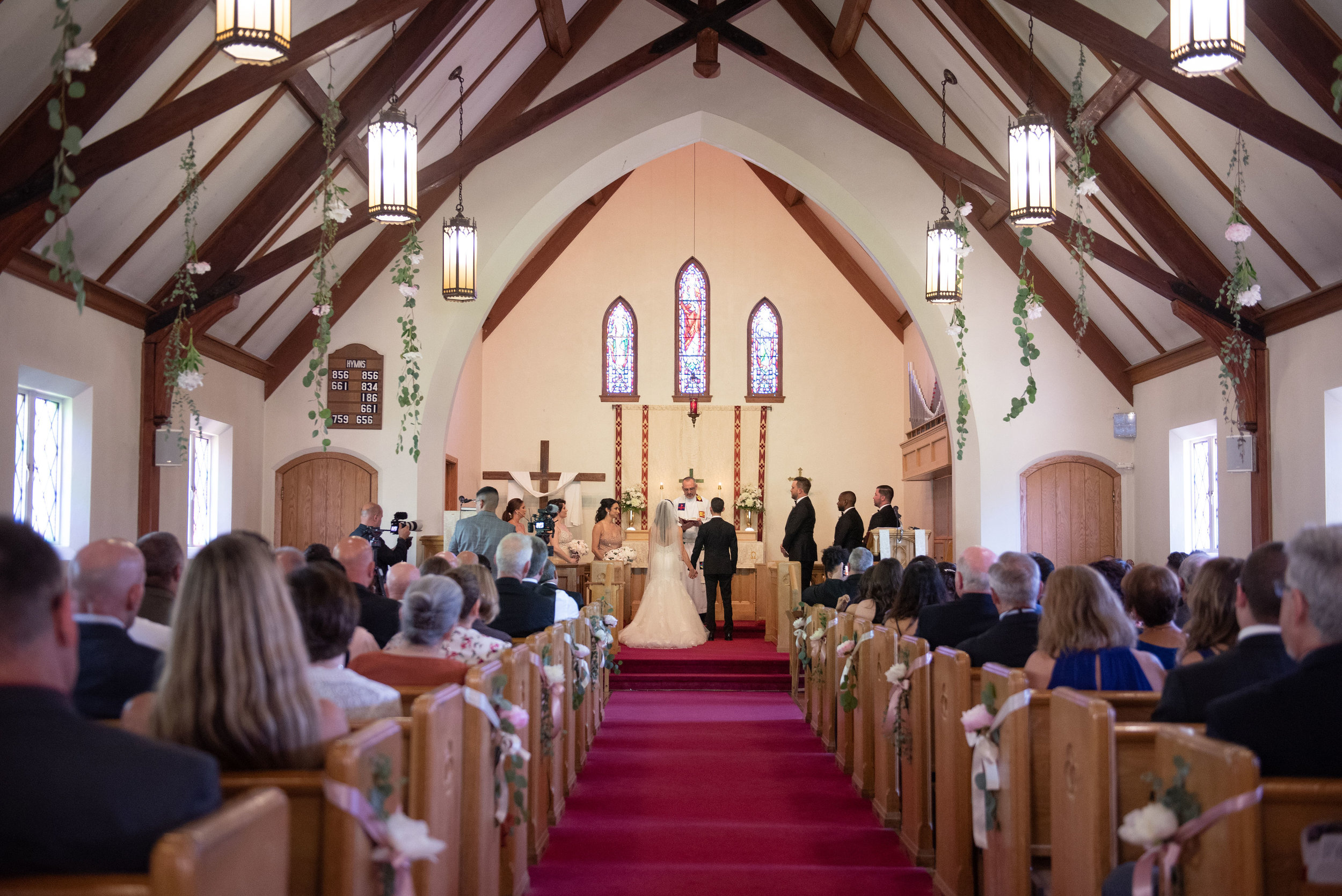 Gethsemane Lutheran Church  Keyport, NJ  May 2019  Photo Credit: Celestina Ando Photography