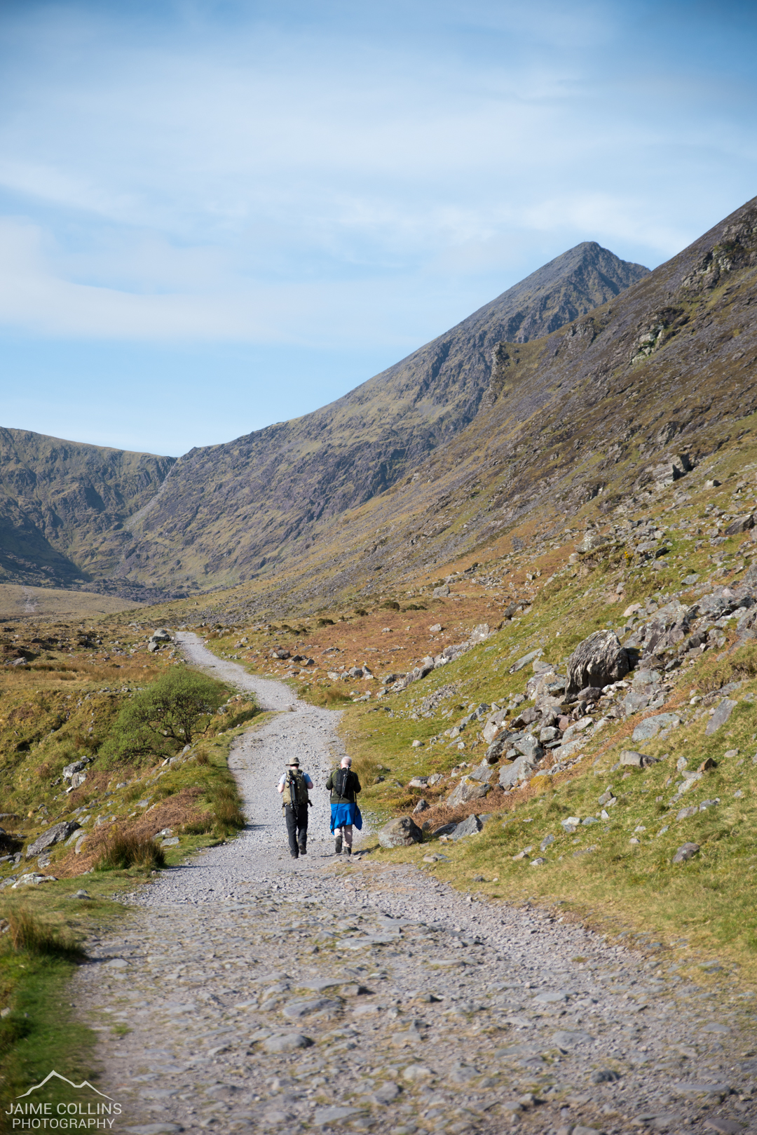 The road to Carrantuohill
