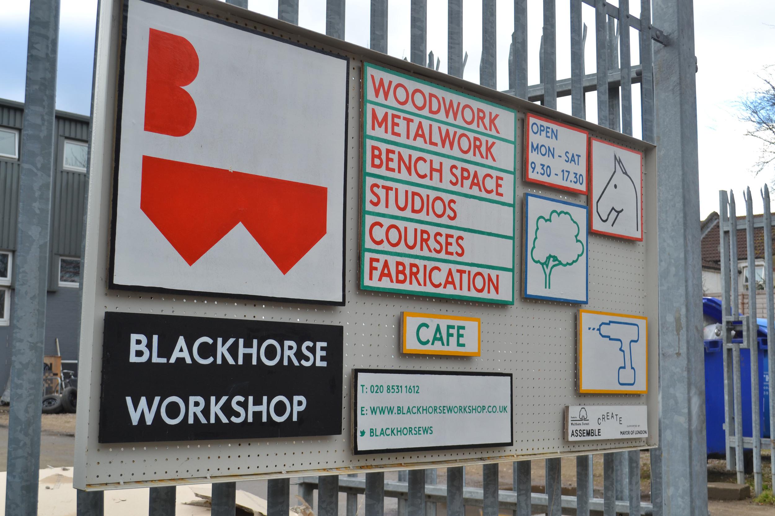 Blackhorse Workshop