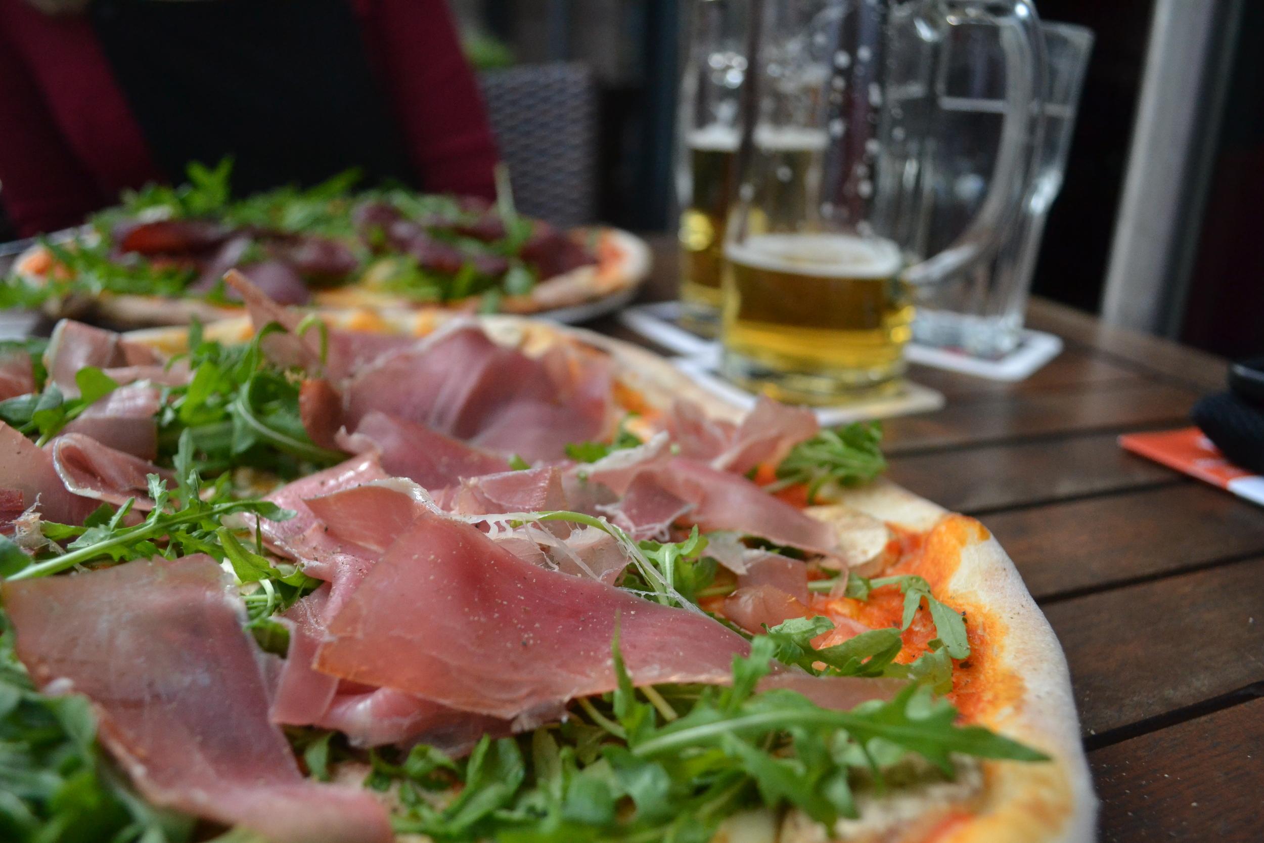 12 Apostel Pizza!