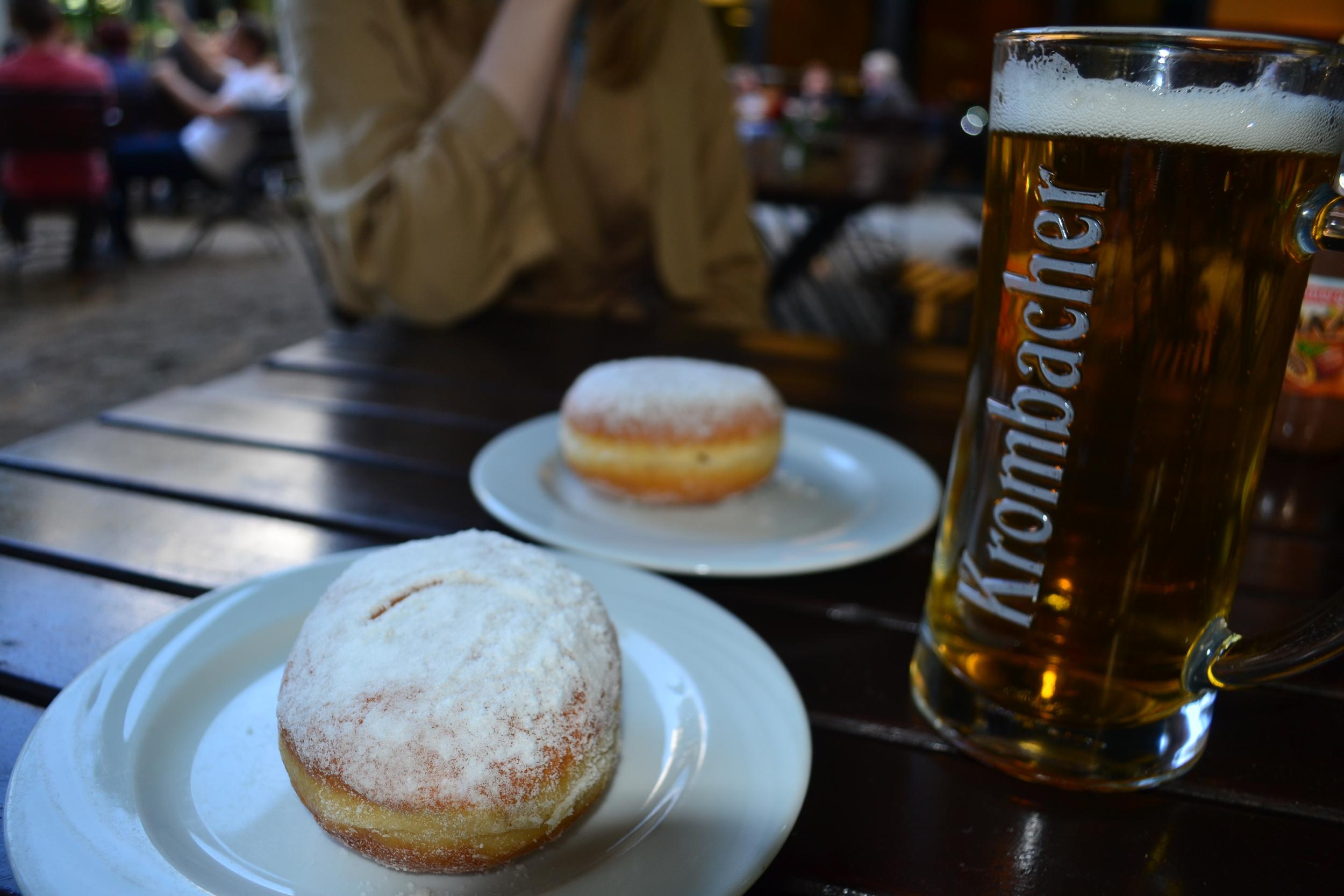 Beer & Berliners