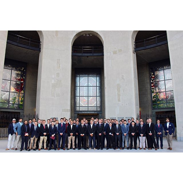 First round of pinning for the Fall Rush Class of 2019 is finished, cannot wait to unlock the potential of these men! #PhiKappaTau #FallRush2019