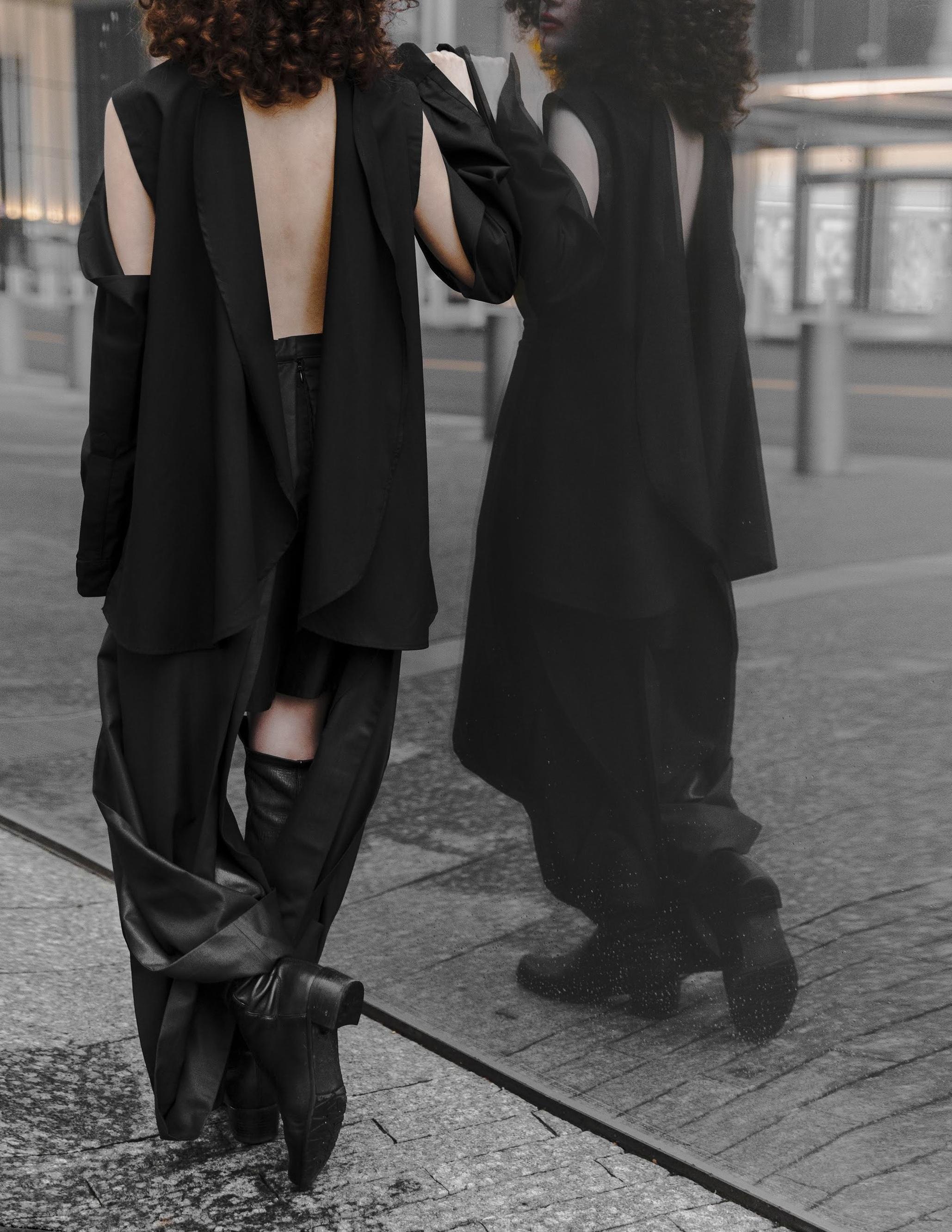 Photographer: Alexandra Marcu  Model: Evangelia Artemis-Gomez