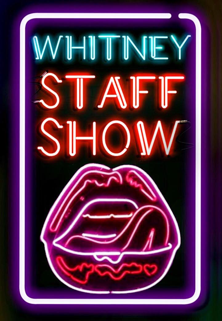 WESTSIDE EXPOSURE  // Whitney Museum Staff Art Show  //June 23 - July 13, 2017