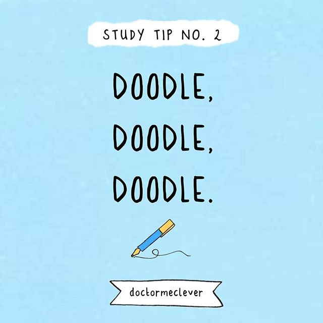 """👩🎨👨🎨🖊️💬Would you consider yourself a doodler? Do you think you need to be able to draw to doodle?❓🖌️🚶♀️  In her wonderful book """"The Doodle Revolution"""", @sunnibrown says """"under no circumstances should doodling be eradicated from a classroom"""". I couldn't agree more and I want you to join me on my own doodle revolution.   I owe my exam success largely to the doodle. Doodling helps me to process, retain, apply and communicate information. Those that used to work with me may have noticed that I always had a pen and paper in hand when working through complex scientific topics, developing hypotheses and designing experiments. I could not compute information just by hearing it. For me, it had to be doodled, I had to doodle a network on paper of how each piece of information connected to another. It is this doodle that I would picture when that information needed to be recalled. It worked too for my revision. I would condense complex topics into the tiniest of coded doodles that only I would understand. I didn't care how out there, messy or unattractive they looked. They meant something and they were gold.   Those spontaneous marks help me think! I should have maybe made this study tip number 1! I am so grateful to the doodle, I encourage you to doodle in the way that you see fit (and it doesn't have to be with pen and paper!).  #GCSEBiology#GCSE2020#GCSEs2020#GCSEs2021#GCSEexams#Biologyteacher#Biologystudent#DoctorMeClever#GCSEscience#biologyfacts#revision#studying#exams#scienceisawesome#biologyresources#biology#biologyhelp#studymotivation#studyblr#visualthinking#doodlenotes#School#Revisionnotes#biology101#thedoodlerevolution #doodler #doodles #doodle #doodlerevolution #doodling"""