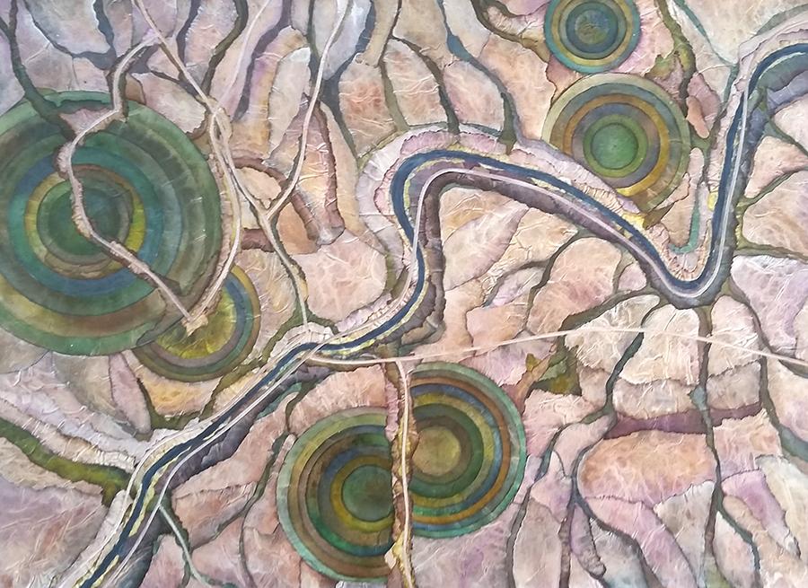 Colorado River Paper Study_Monica Aiello.jpg
