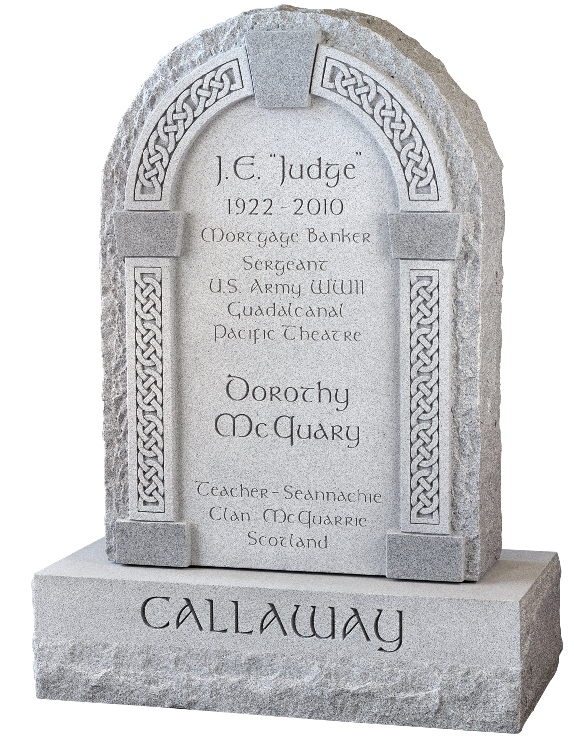 Callaway, Dorothy - Monument.png