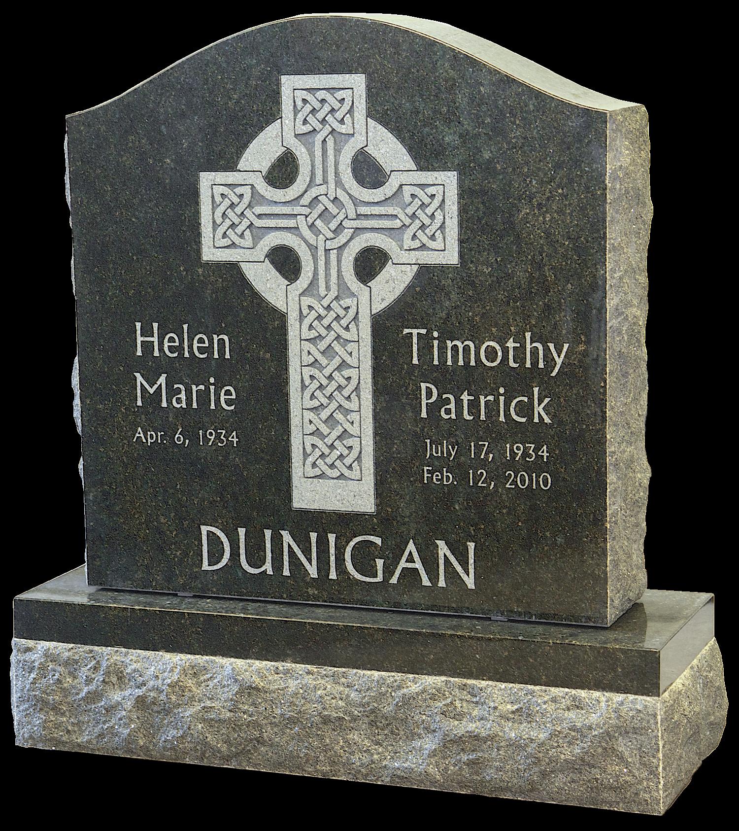 Dunigan, Dan Monument.png