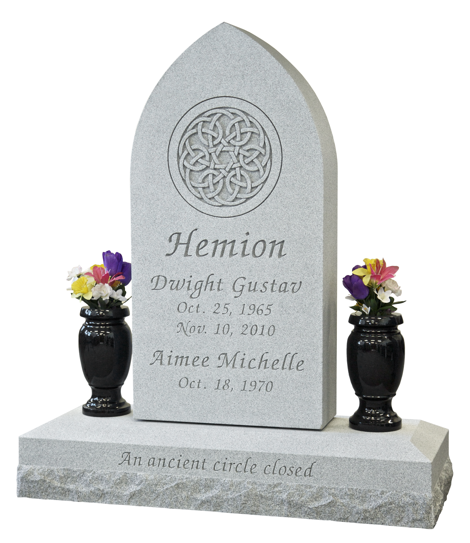 Hemion, Aimee Monument.png