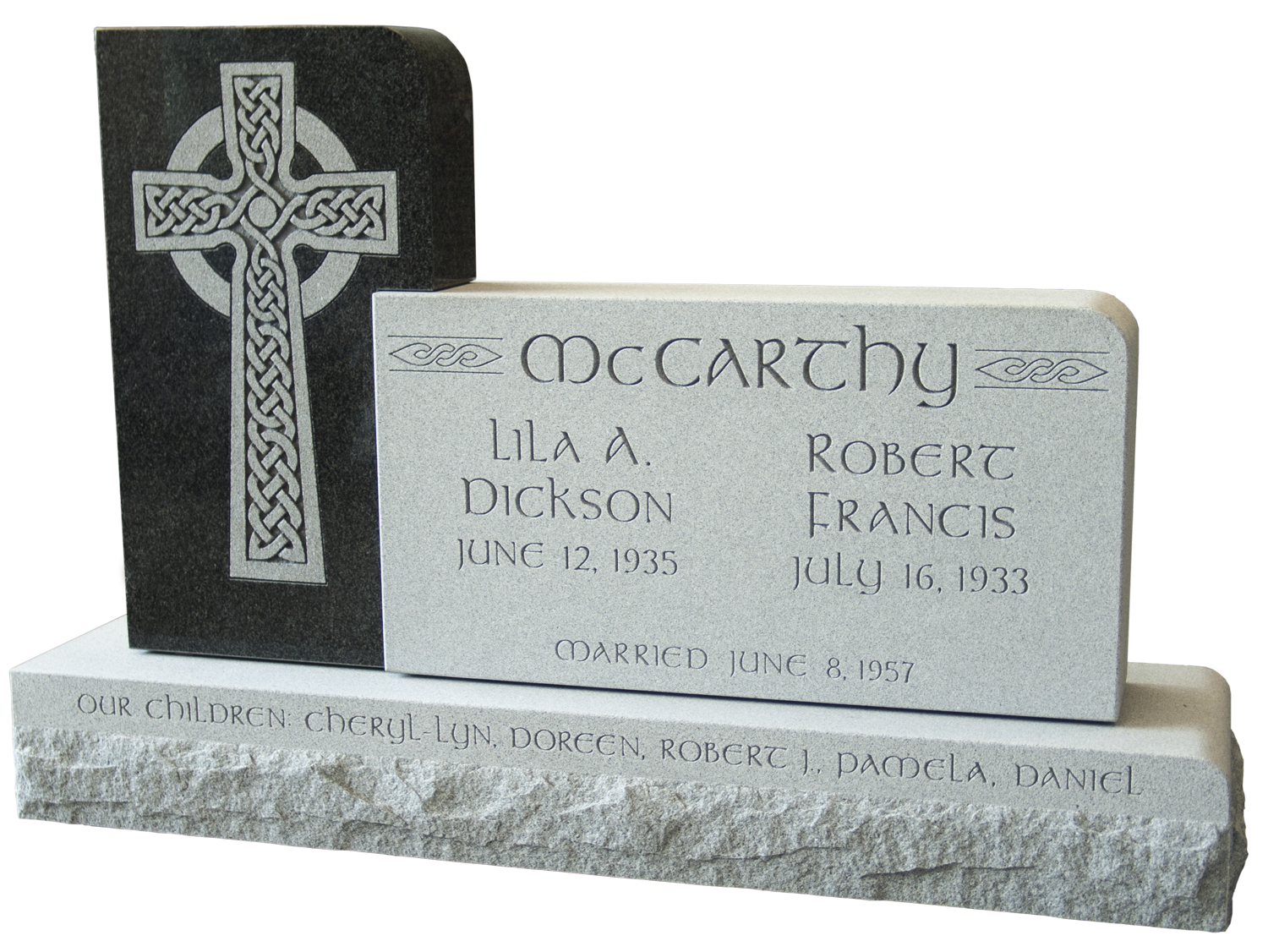 McCarthy, Lila Monument.png
