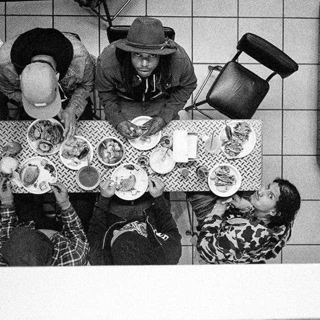Post blade taco session with the crew. As printed in Hermanos Volume 01. 29.99 worldwide shipping included
