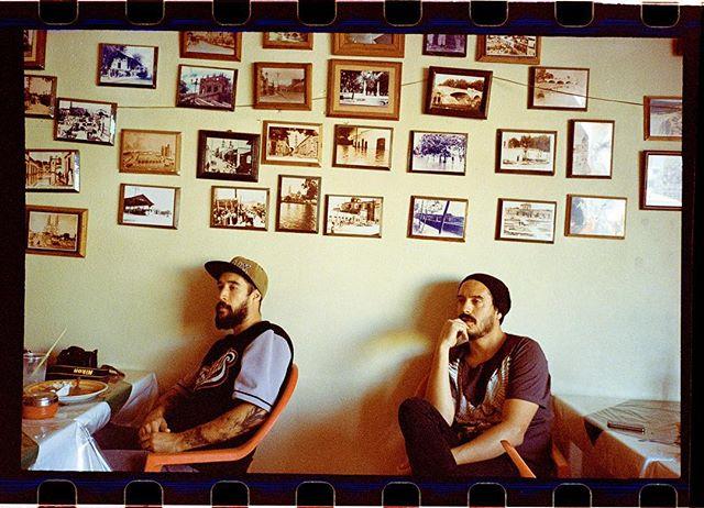 Waiting for breakfast in Lagos de Moreno, Jalisco. Photo: @brandonsmith8 as printed in Hermanos Volume 01 - Mexico