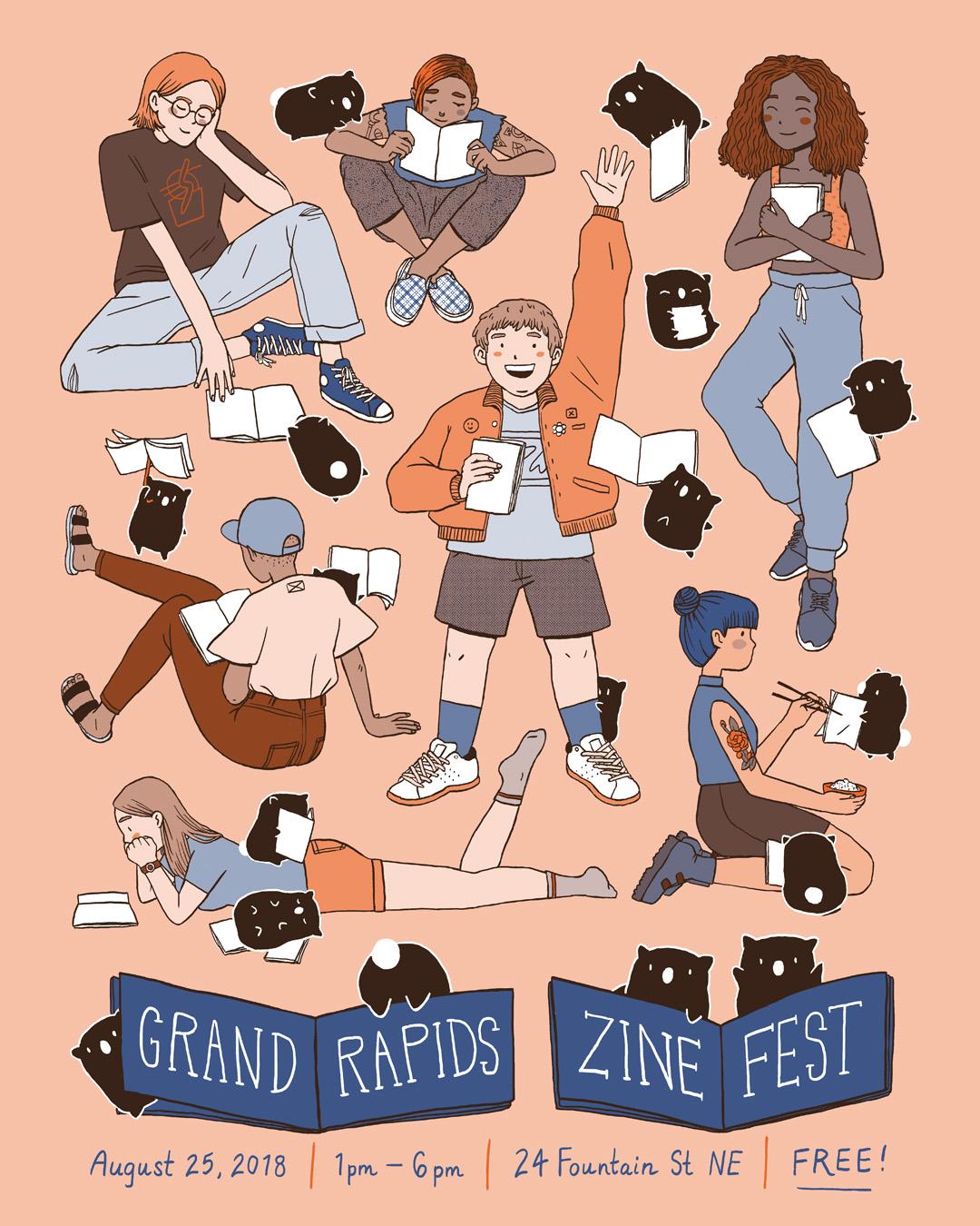 Poster by  Kim Nguyen