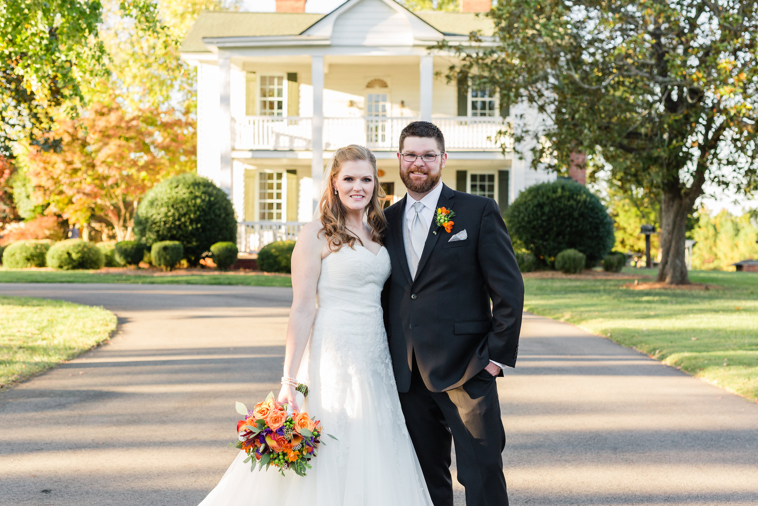 Langtree Plantation, Mooresville, NC Photography: Courtney Saul Photography
