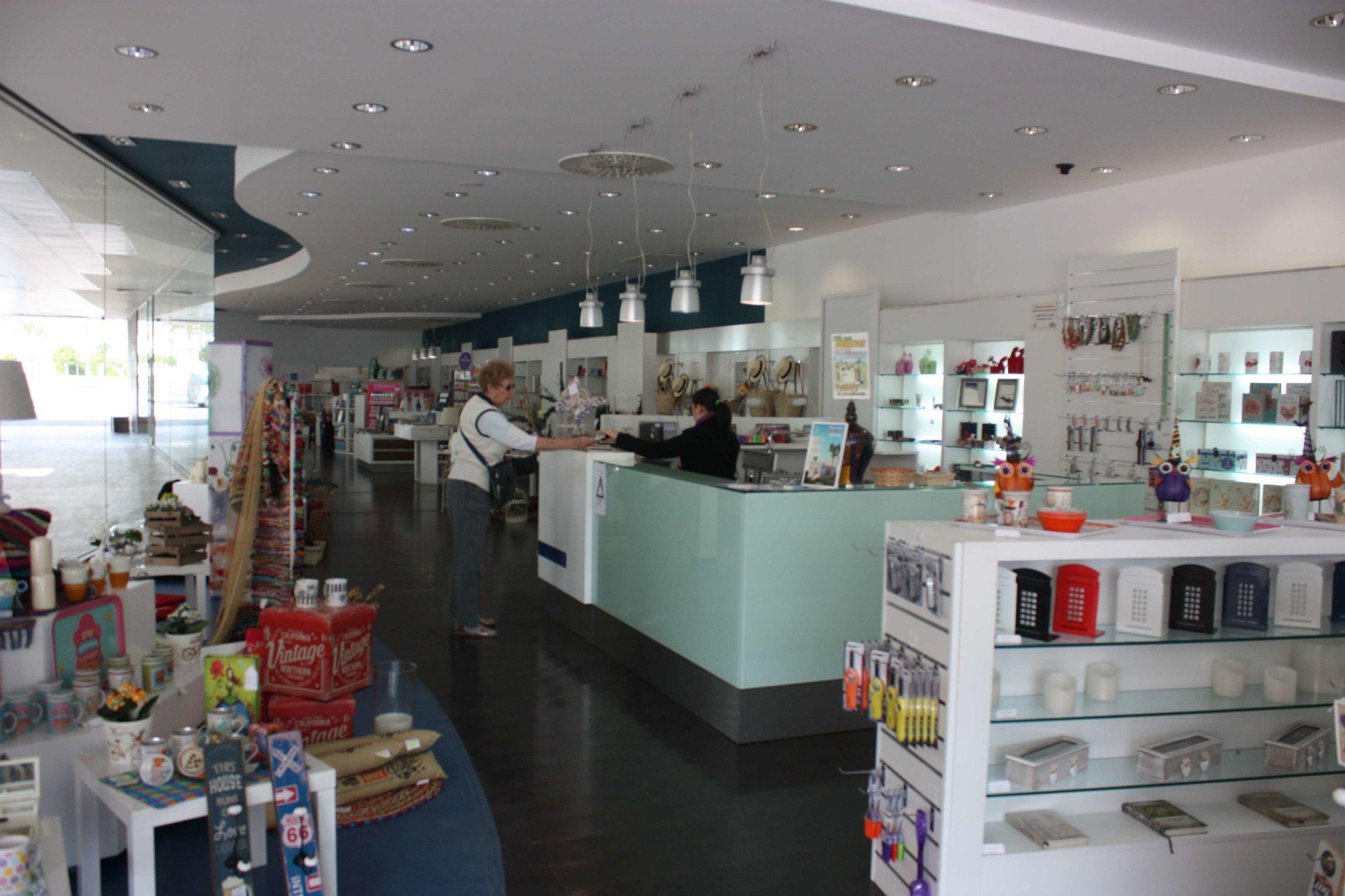 Onsite Shop