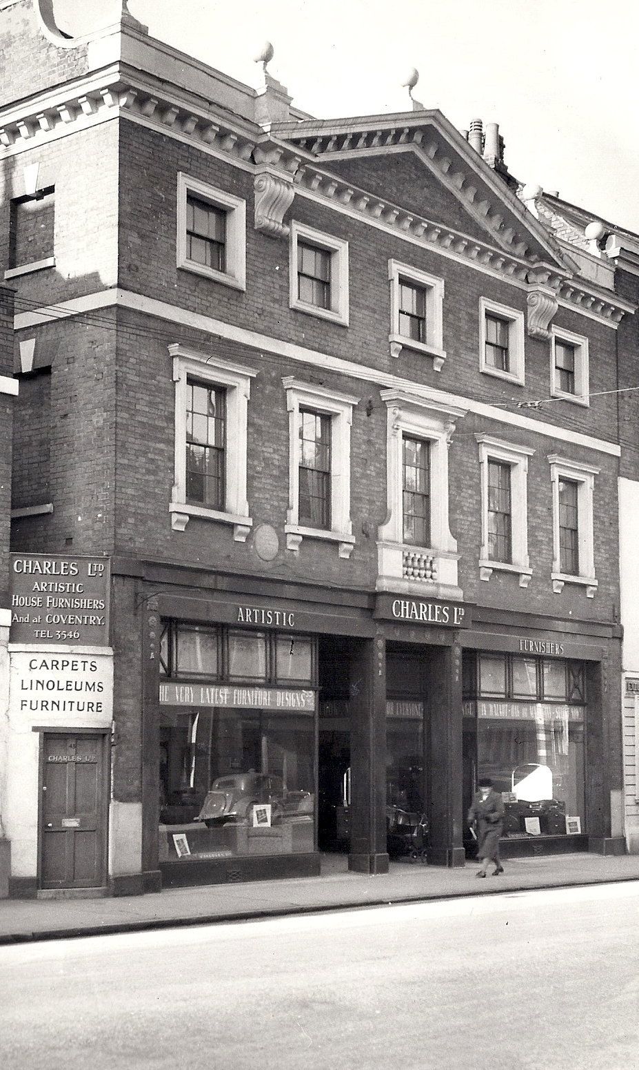 HASTINGS HOUSE C.1940s  (c) NATIONAL BUILDING RECORD, WHITEHALL
