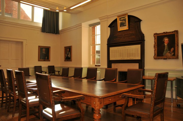 THE BOARD ROOM IN 2012