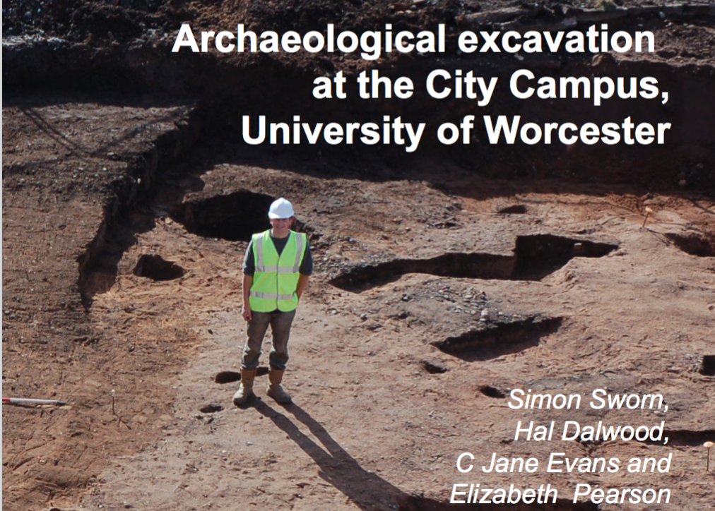 WORCESTERSHIRE ARCHAEOLOGY RESEARCH REPORT NO 2