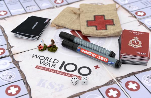 Worcestershire World War 100 and Simon Hadley