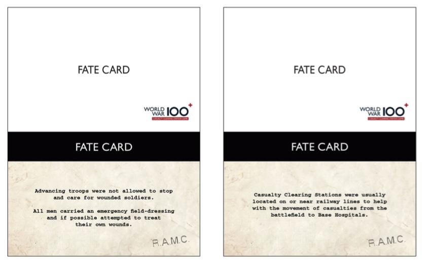 Fate Cards 1