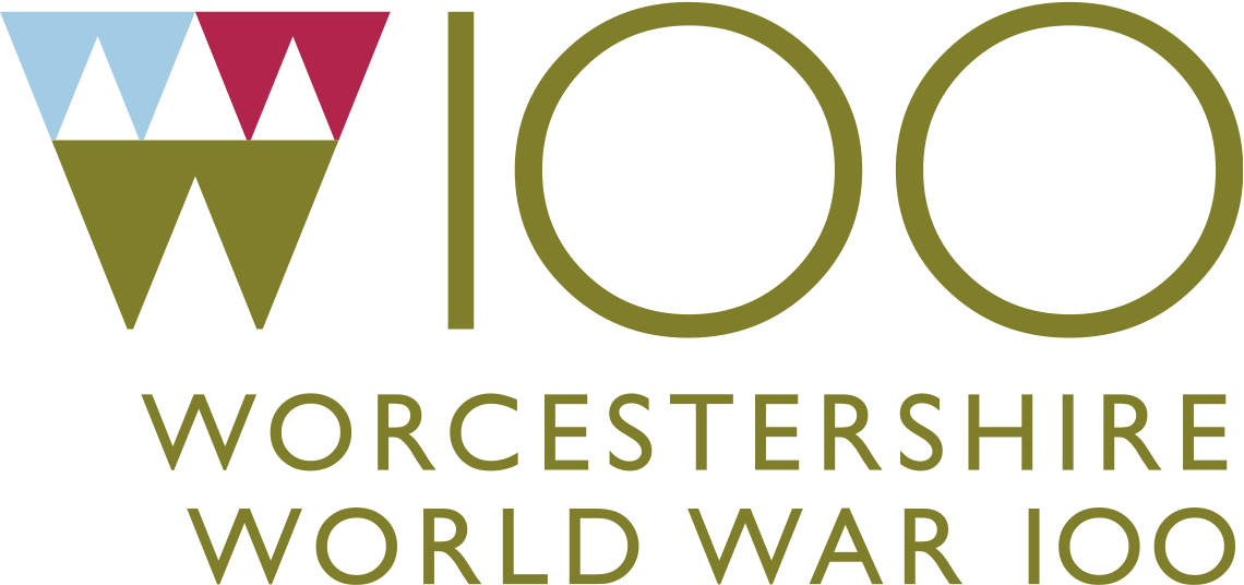 WORCESTERSHIRE WORLD WAR ONE HUNDRED  WORCESTERSHIRE'S WOUNDED