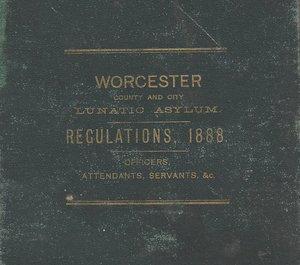 1888 Regulations Book