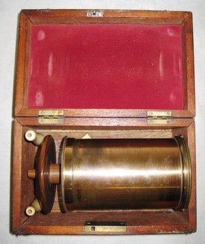 Machine for Lavemens