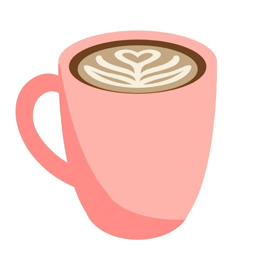 Love a latte, all day, everyday — my favorites are the White chocolate raspberry bon bon from @theblendcoffee in Washington, IL and the Cherry Kiss @coffee.underground in Greenville, SC—do you have a favorite flavor combo? And hot or iced (always hot for me!!) . . . . . . I created this illustration for my Coffee Shop pretend play printable Kit for kids. The whole set is available on Etsy if you've got a little barista. Find them at luteandharp.etsy.com. . . . . . . #printandplay #playcafe #playcoffee #etsy #etsyshop #estyseller #pretenplay #kidrestaurant #toddler #toddlerlife #countlesswaystoplay #playkitchen #diyplaykitchen #kids #bored #imagination #dramaticplay #kidbarista #imaginationatwork