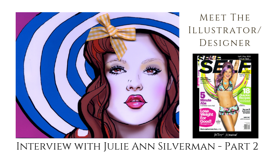 Images -  Julie Ann Silverman