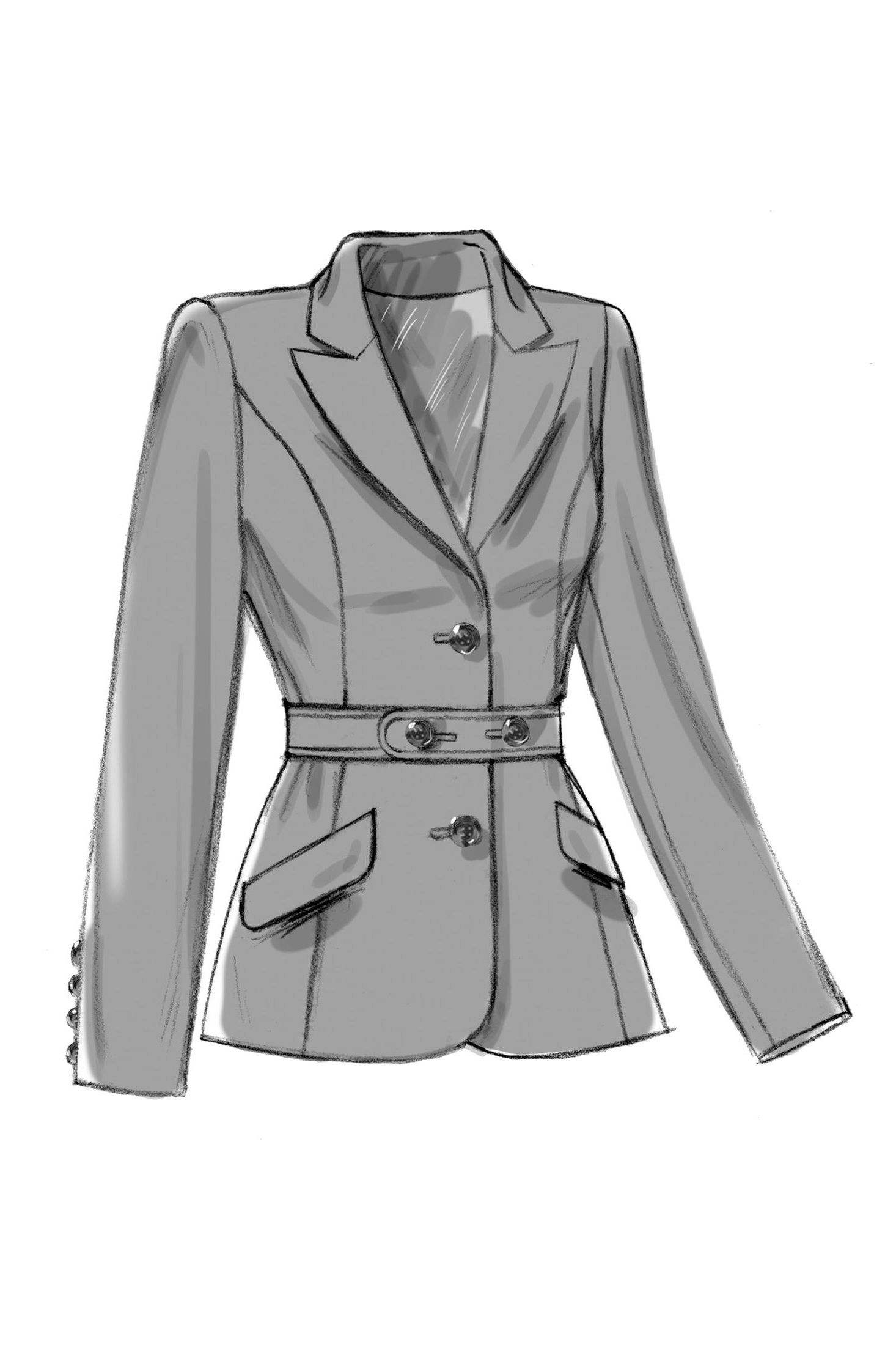 Miss Fisher, Travel Suit Costume Pattern. Butterick 6433. Jodhpurs. 1920s Costume Pattern
